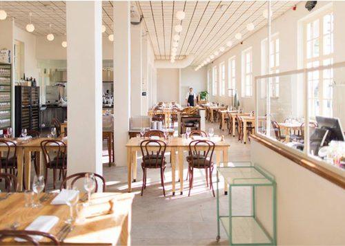 Restaurant Scheepskameel, Amsterdam