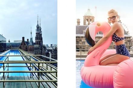 Barts-Boekje-W Hotel Amsterdam