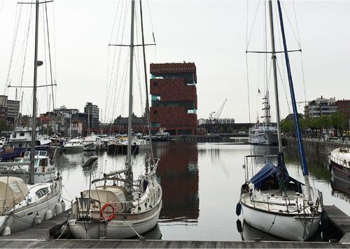 Antwerpen, Het Eilandje