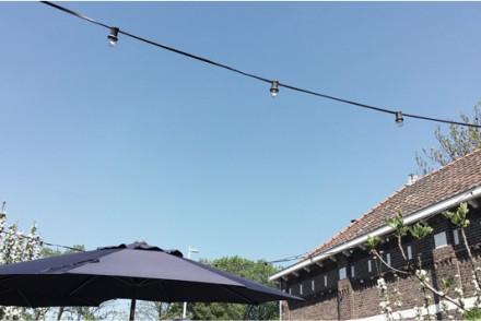 Barts-Boekje-mossel and gin Amsterdam 2