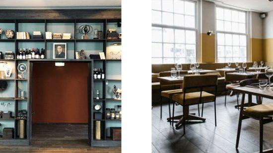 restaurant jacobsz amsterdam - barts boekje