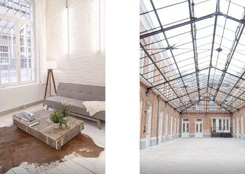 Airbnb Top 5, Antwerpen