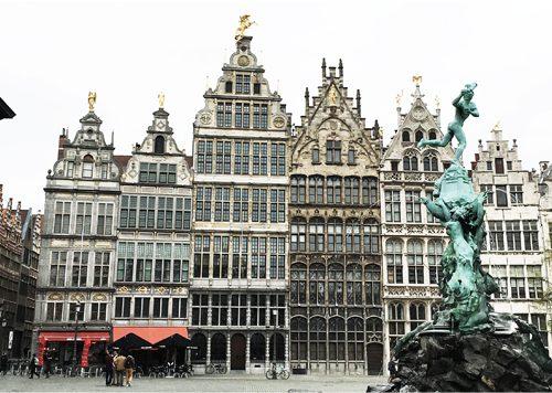 10 x nieuw in Antwerpen