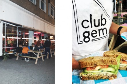 Barts-Boekje-Club Gem Rotterdam