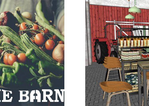 The Barn Food, Amsterdam (Zuid)