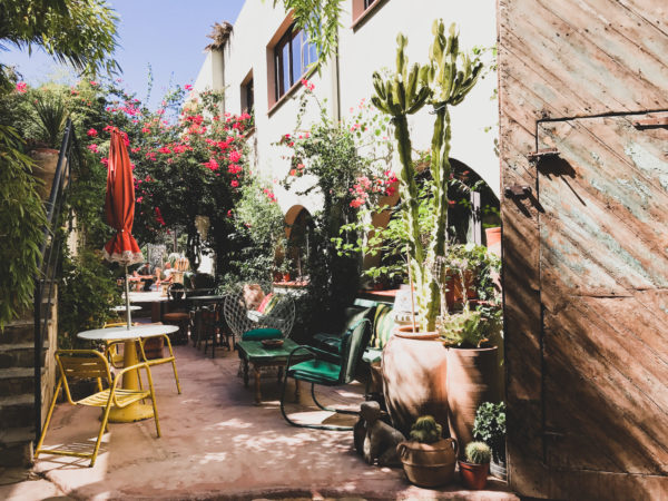Onovertroffen kleurrijke toppek, al jaren: Los Enamorados Ibiza