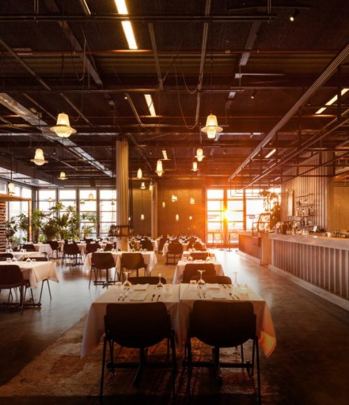 Restaurant Bureau Amsterdam