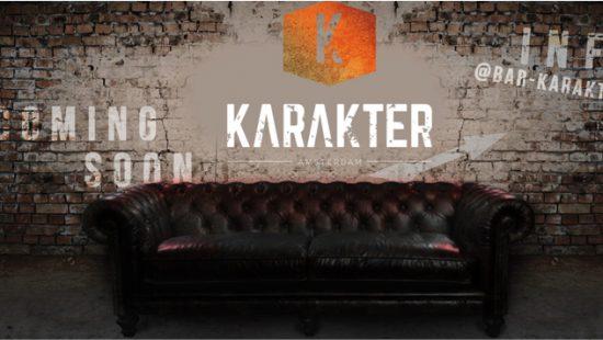 Bar Karakter, Amsterdam (West) – Bijna Open