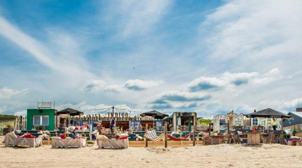 10x Strandtenten in Scheveningen