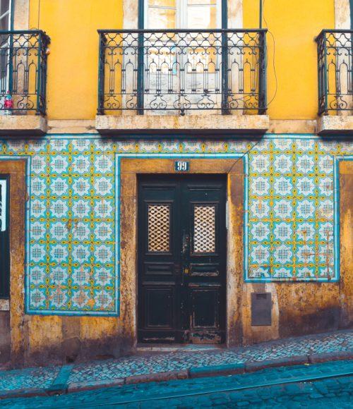 Top 6 Airbnb, Lissabon