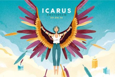 Barts-Boekje-Icarus Amsterdam Festival