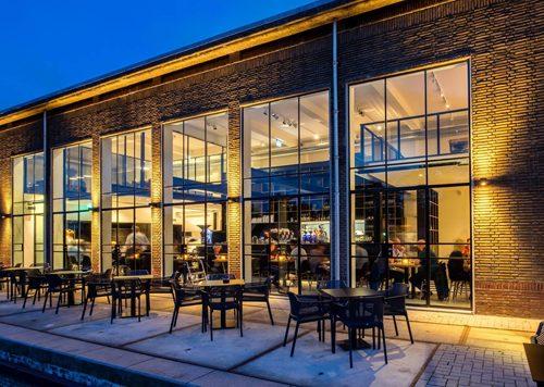 Capriole Café, Den Haag