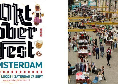 Oktoberfest, Amsterdam – 17 september 2016