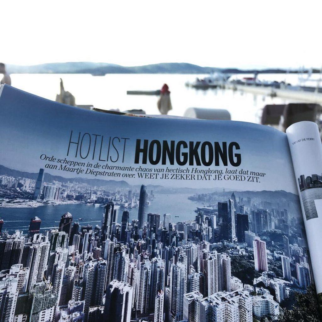 Hongkong hotties in this months ellenl Om verschillende redenen nhellip