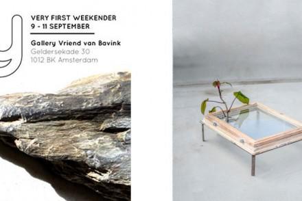 Agnes y Vevi, Amsterdam