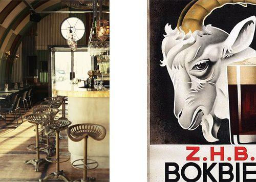 Bockbierrestaurant Amsterdam @ Hangar (pop-up)