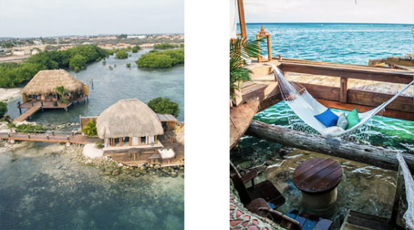 Top 4 Airbnb, Aruba
