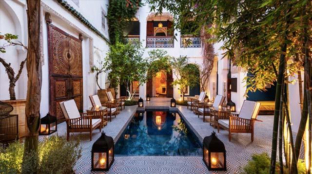 Top 5 airbnb logeeradressen in marrakech barts boekje for Airbnb marrakech