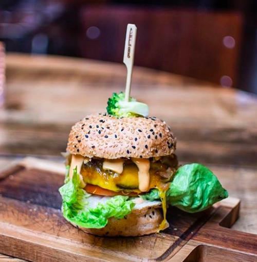 Hamburgers Amsterdam - Cannibale Royale