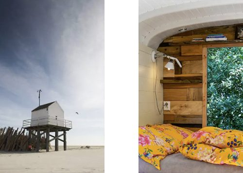 Top 4 Airbnb, Waddeneilanden
