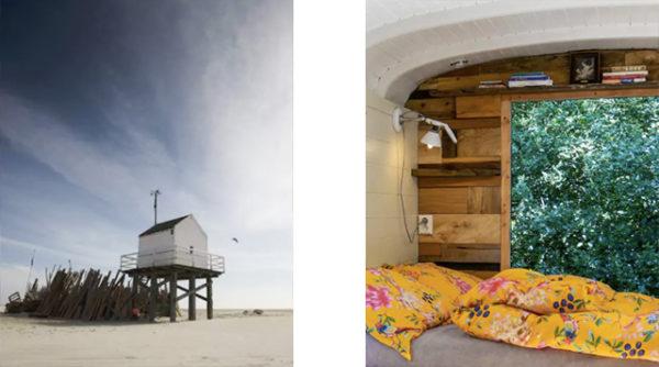 Top 4 Airbnb, Waddeneilanden