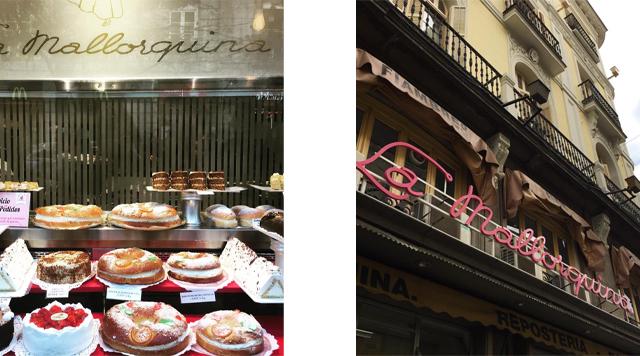 Pasteler a la mallorquina madrid centrum barts - La mallorquina barcelona ...