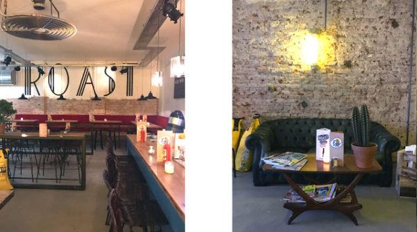 The Egg Store & Roast Chicken Bar, Delft