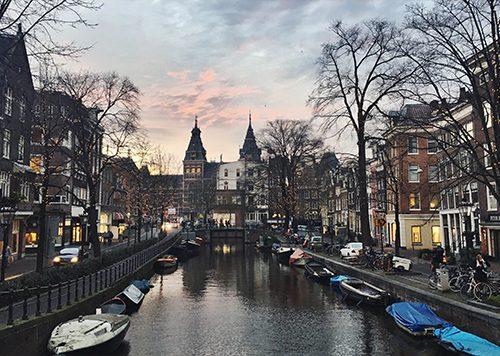 32 x hotels in Amsterdam