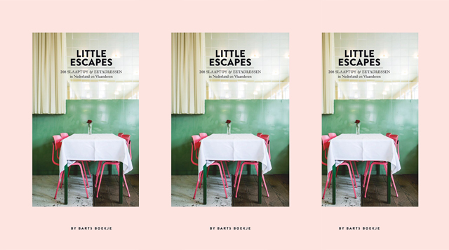 Barts-Boekje-Little Escapes