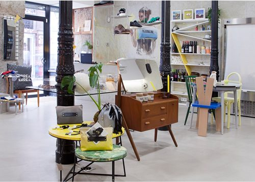 Rughara Concept Store Madrid