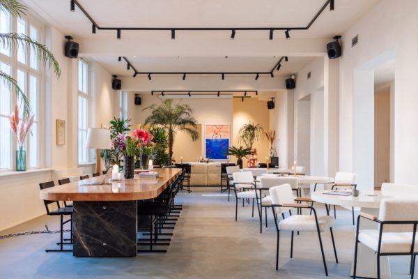 25 x Werkplekken Amsterdam