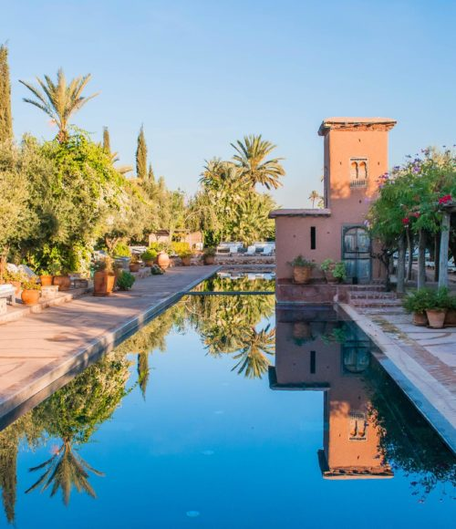 The Beldi Country Club Marrakech, Marokko