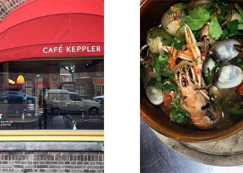 Open: Café Keppler Amsterdam (Noord)