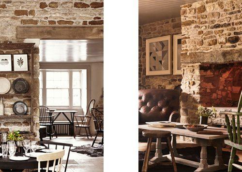 The Wild Rabbit Inn, Kingham (Cotswold, Engeland)