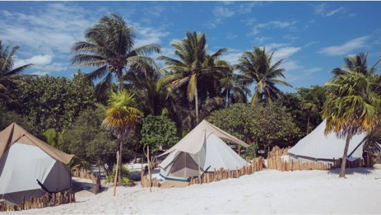 Maxa Camp Tulum Mexico