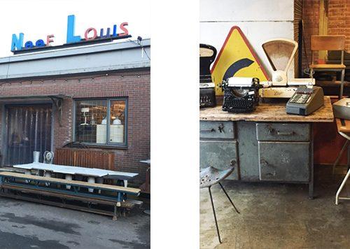 Bart Bouwt: Neef Louis Amsterdam