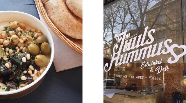 Barts-Boekje- Juuls Hummus