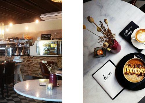 Lewis Book Café Utrecht