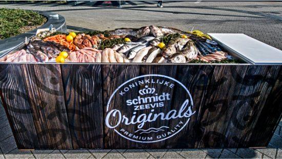 Schmidt Fresh Fish Market Rotterdam
