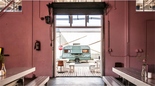 Barts-Boekje-restaurant van Aken Den Bosch
