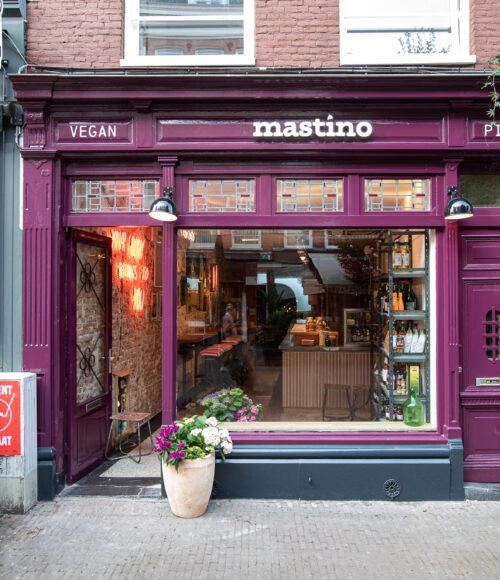 Mastino Vegan Pizza Amsterdam