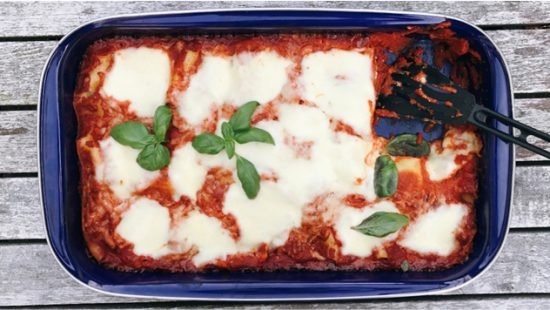 BARTS KOOKBOEKJE: Lasagna a la Marijn