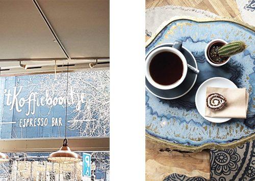 18 x Koffie in Utrecht
