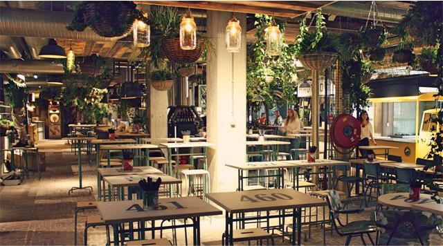 Barts-Boekje-Down Town Gourmet Market