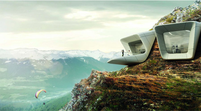 Barts-Boekje-Messner Mountain Museum