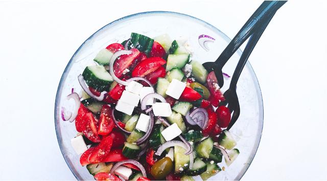 Barts-Boekje- salade