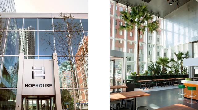 Hofhouse, Den Haag open