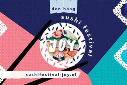 Sushi Festival Joy, Westbroekpark Den Haag