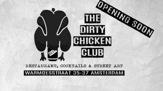 Dirty Chicken Club Amsterdam (Wallen)