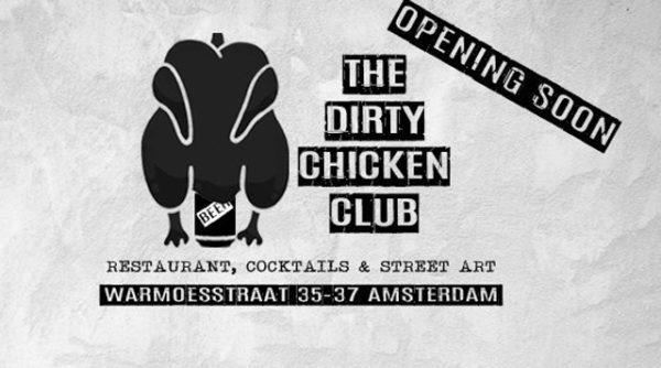 Dirty Chicken Club Amsterdam (Wallen)